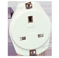 United Kingdom socket