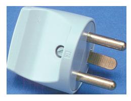Danish plug