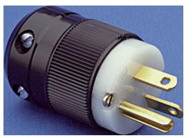 NEMA 5-20 plug