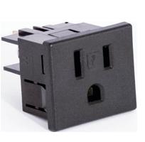 NEMA 5-15 socket