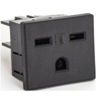 NEMA 6-15 socket