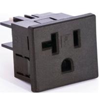 NEMA 5-20 socket