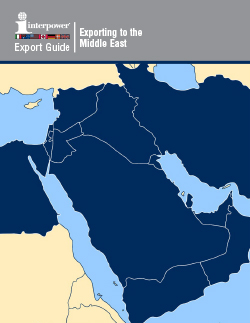 Export Guide: Exporting to the Middle East