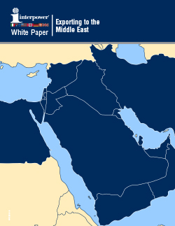 Exporting to the Middle East White Paper