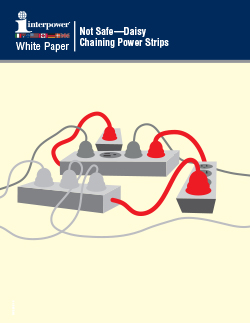 Not Safe—Daisy Chaining Power Strips White Paper