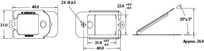 tool-free connector lock spec 85910500