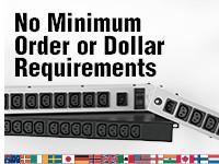 Interpower Has No Minimum Order Requirements