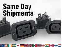 Same-day shipments