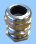 Nickel-Plated Brass Dome Nut