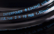Interpower Now Offers 2 x 18AWG SJT Cable