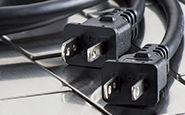 New NEMA 1-15 Power Cords and Cord Set