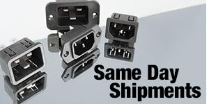 Same-day shipments